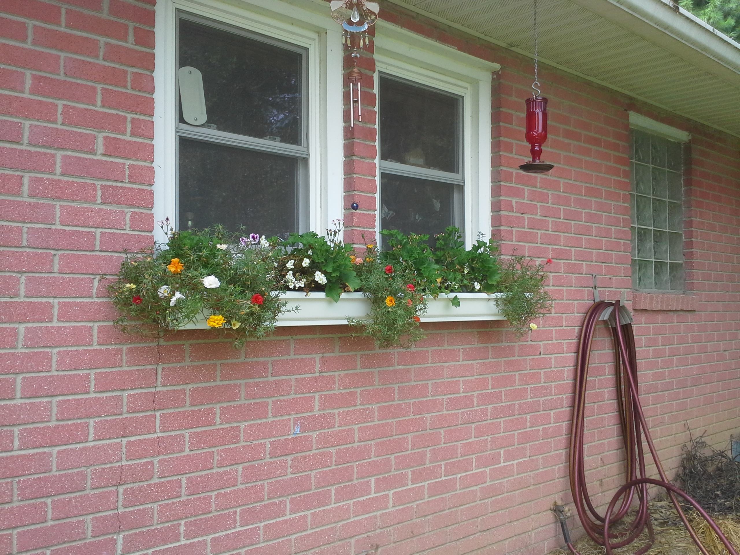 Concrete Window Box Planters Brick Planter Box Attached To House Best Photos Of Brick