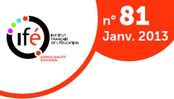 Dossier ifé : Aux frontières de l'École ou la pluralité des temps éducatifs