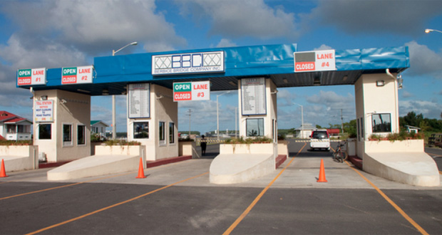 Bad 24 Berbice Bridge Toll To Be Reduced From Jan. 1 - Guyana