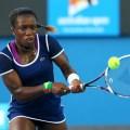 Tennis Star Sachia Vickery