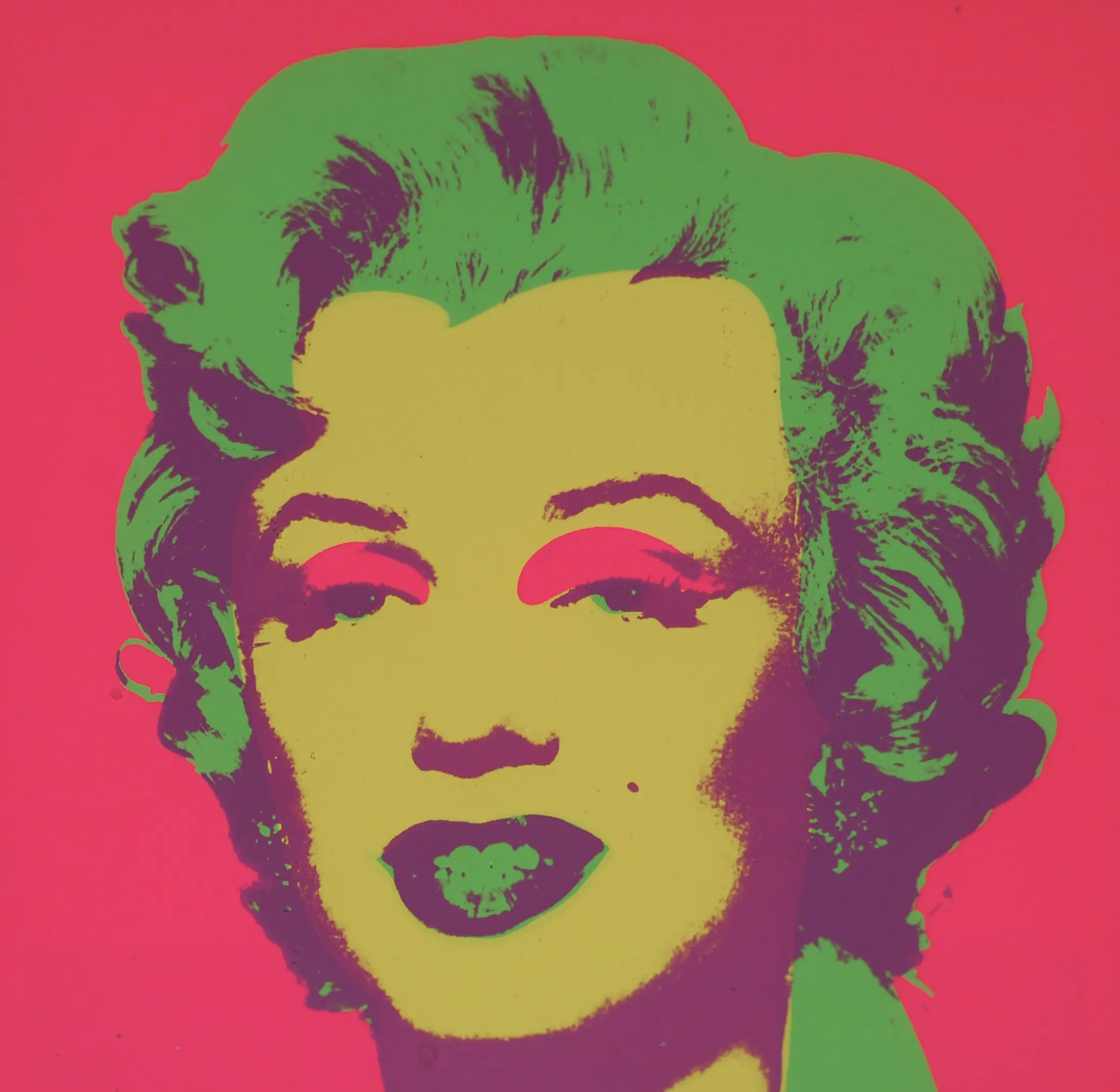 Marilyn Pop Art Andy Warhol Marilyn Monroe 21 By Andy Warhol Guy Hepner