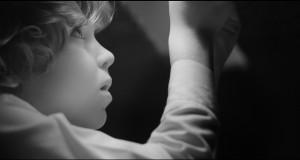 Still of Luke Judy as 'The Boy' in 'Guys Reading Poems.'