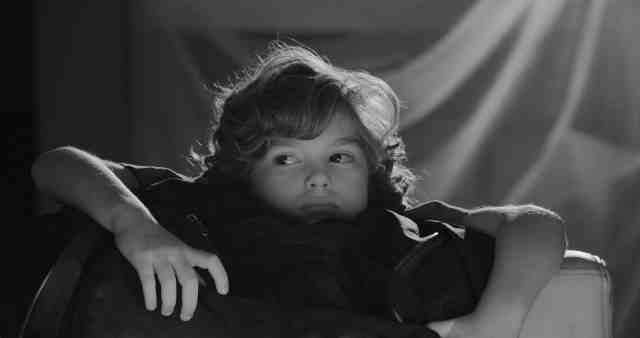 Luke Judy as 'The Boy' Photo by Michael Marius Pessah