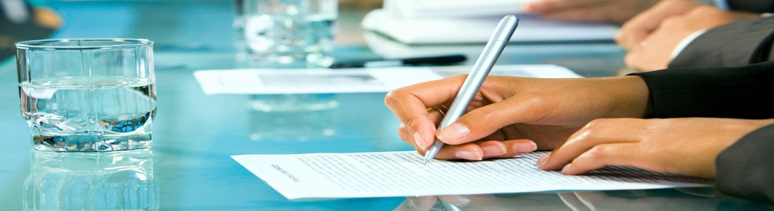 The first step is important for any business entity Secretarial - business agreements