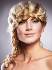 Braid hairstyles for medium hair
