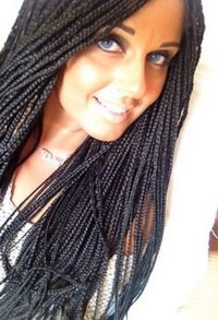 Pictures of african braids