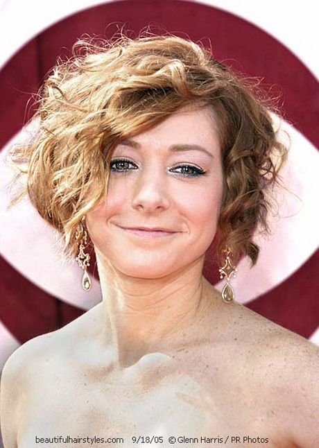 Cute Hairstyles For Curly Hair Semi Formal Hairstyles For Short Hair