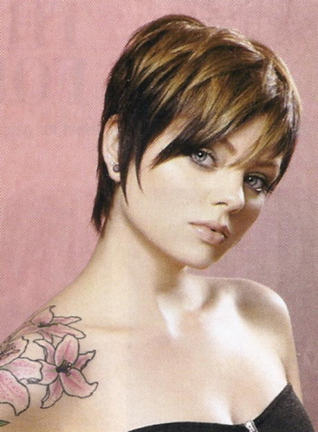 Cute Pixie Haircut Styles Short Wispy Hairstyles