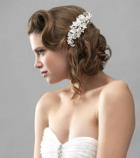Unique wedding hair accessories
