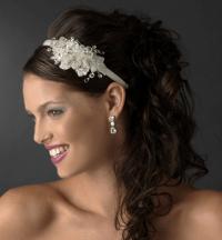 Vintage Bridal Hair Pieces - Collage Porn Video