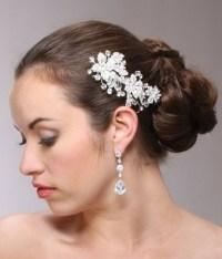 Wedding clips for hair