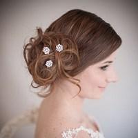 Wedding guest hair accessories