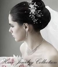 Wedding hair jewelry