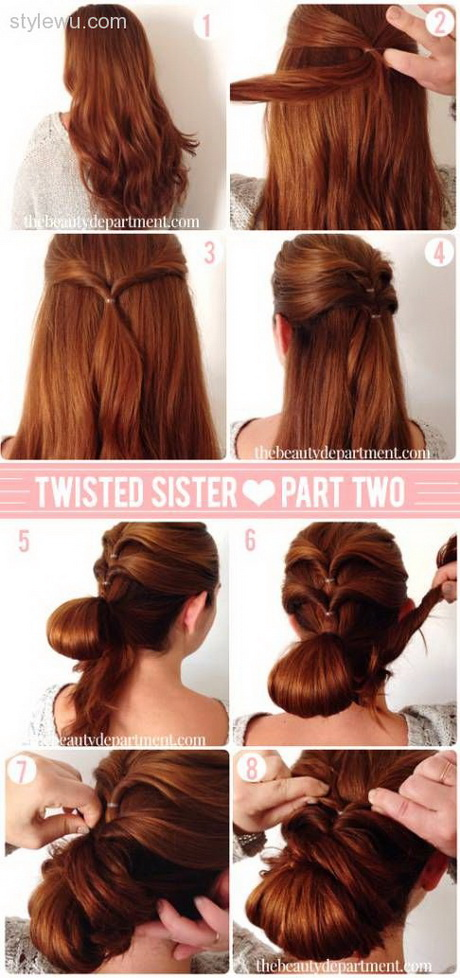 Cute Hairstyles For Curly Hair Hairstyles 8th Grade Dance