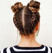 Cute hair braids