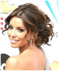 Hair ideas for a wedding guest