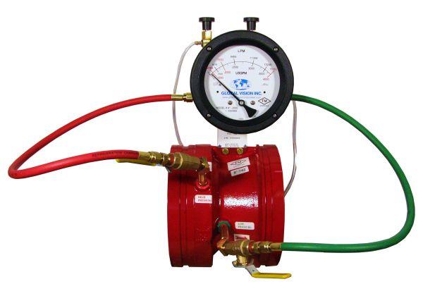 GVI Fire Pump Test Meters  Global Vision Inc