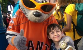 Ivan and Lou Seal