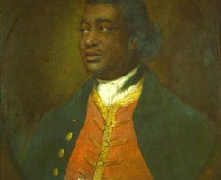 Allies against slavery: Ignatius Sancho and Laurence Sterne