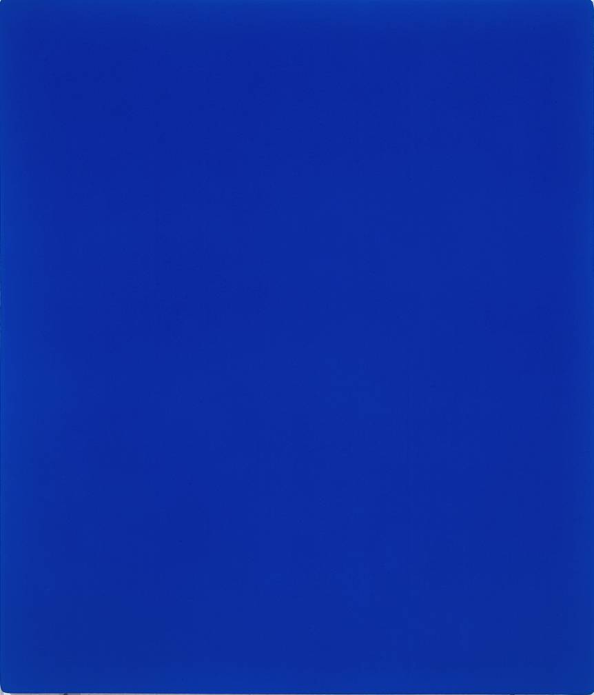 Le Bleu Klein I Never Knew How Blue Blueness Could Be Maggie Nelson S Bluets