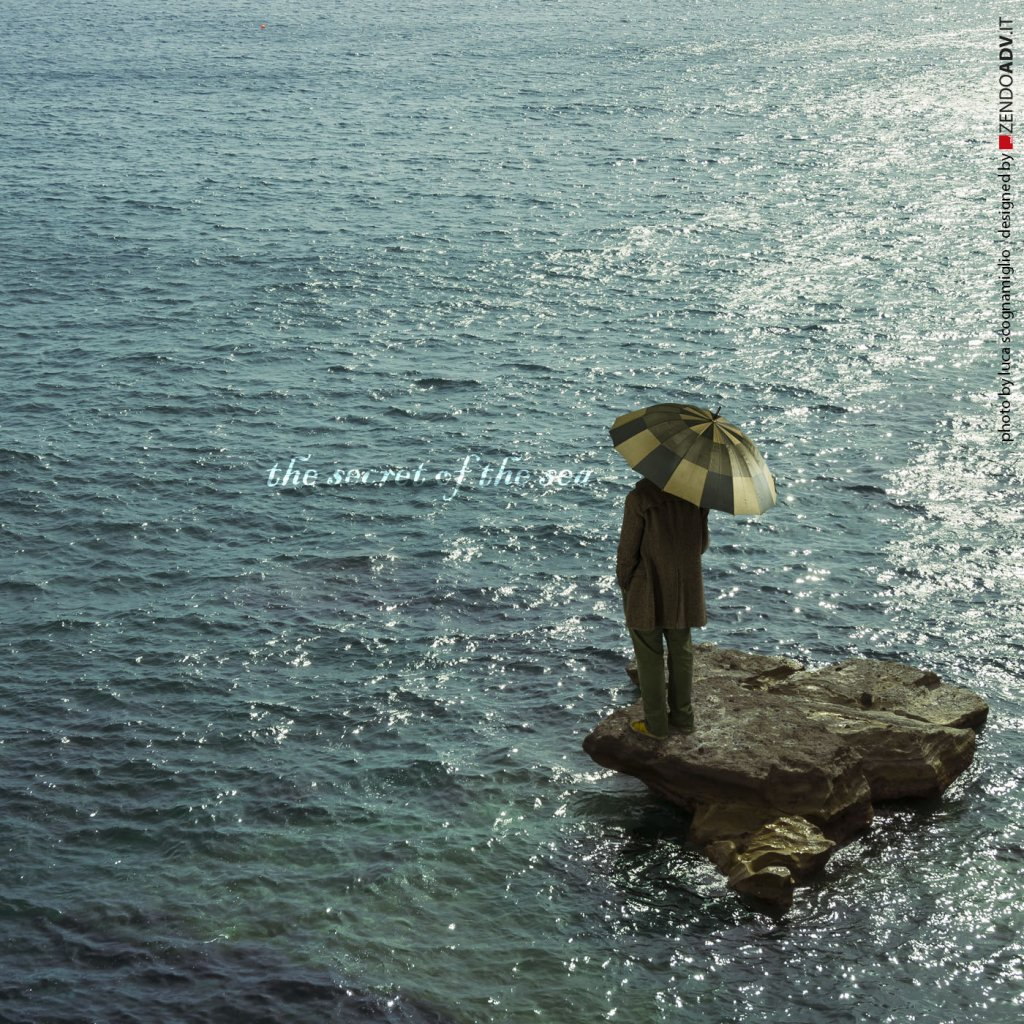 TOP ALBUM 2014. 18 - Bruno Bavota - The Secret of the Sea