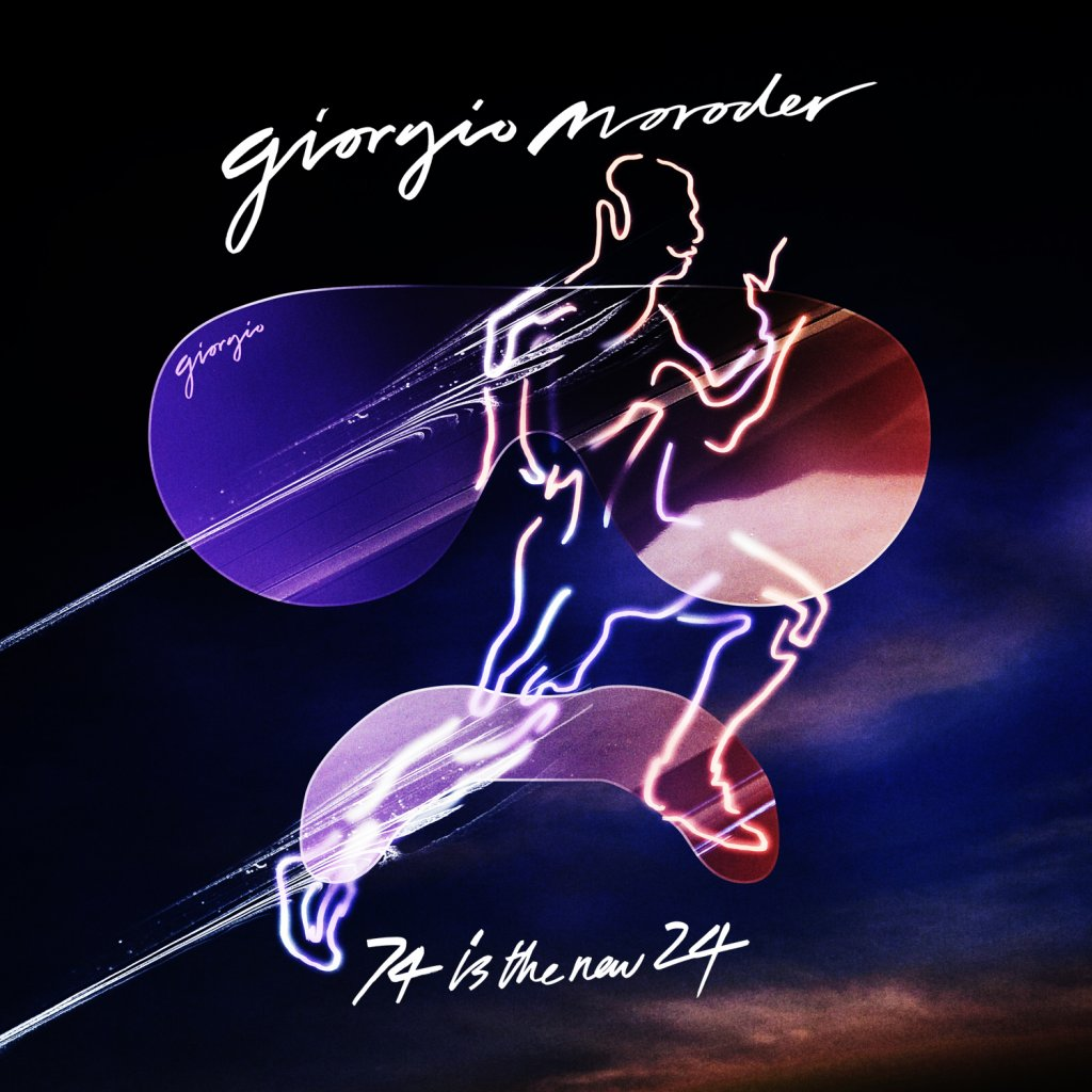 VIDÉO. Giorgio Moroder - 74 Is The New 24