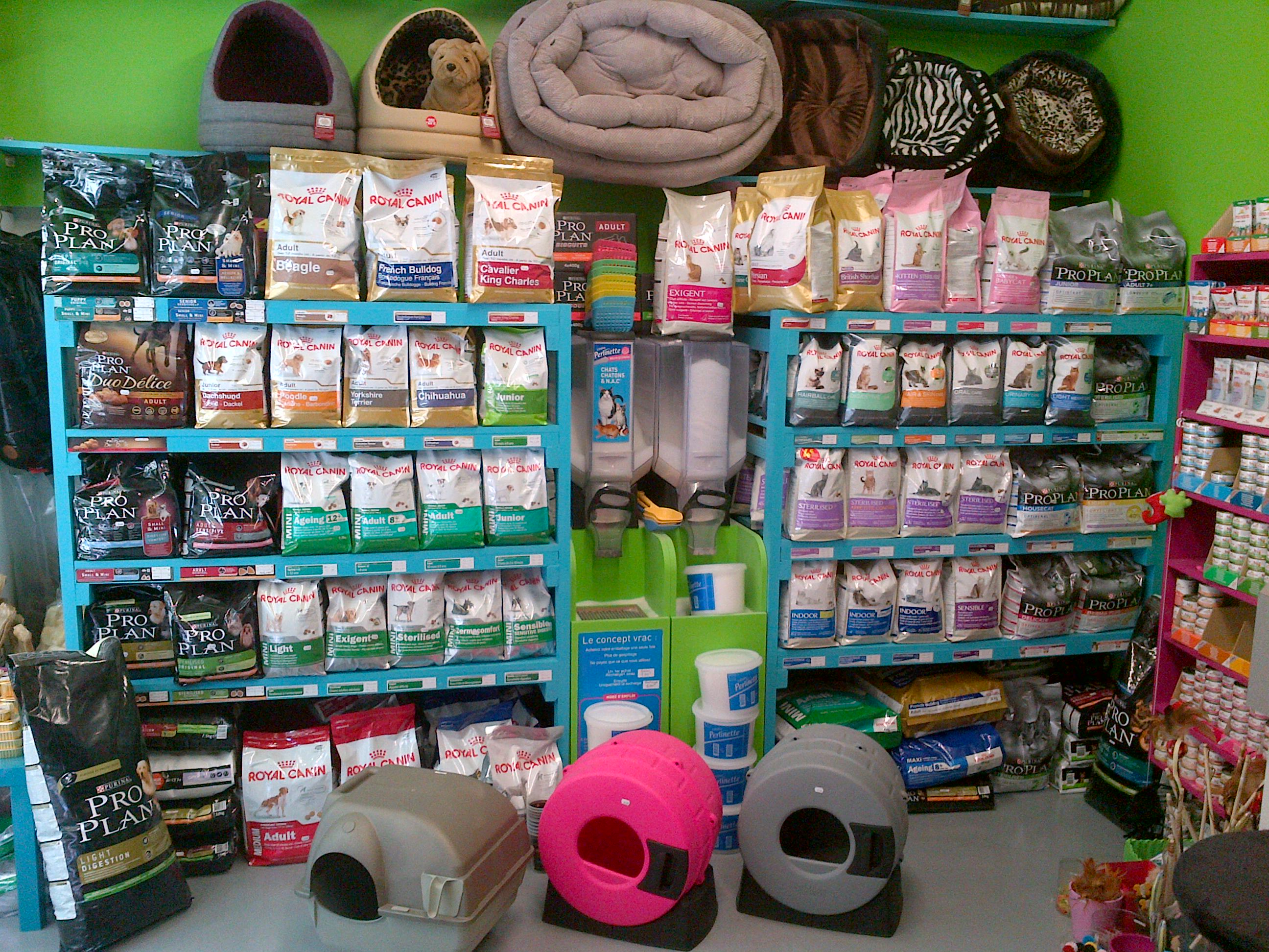 Magasin Nourriture Alimentation Chien Chat Paris Boutique Alimentation Animaux Paris