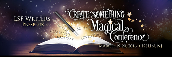 Create Something Magical conference banner