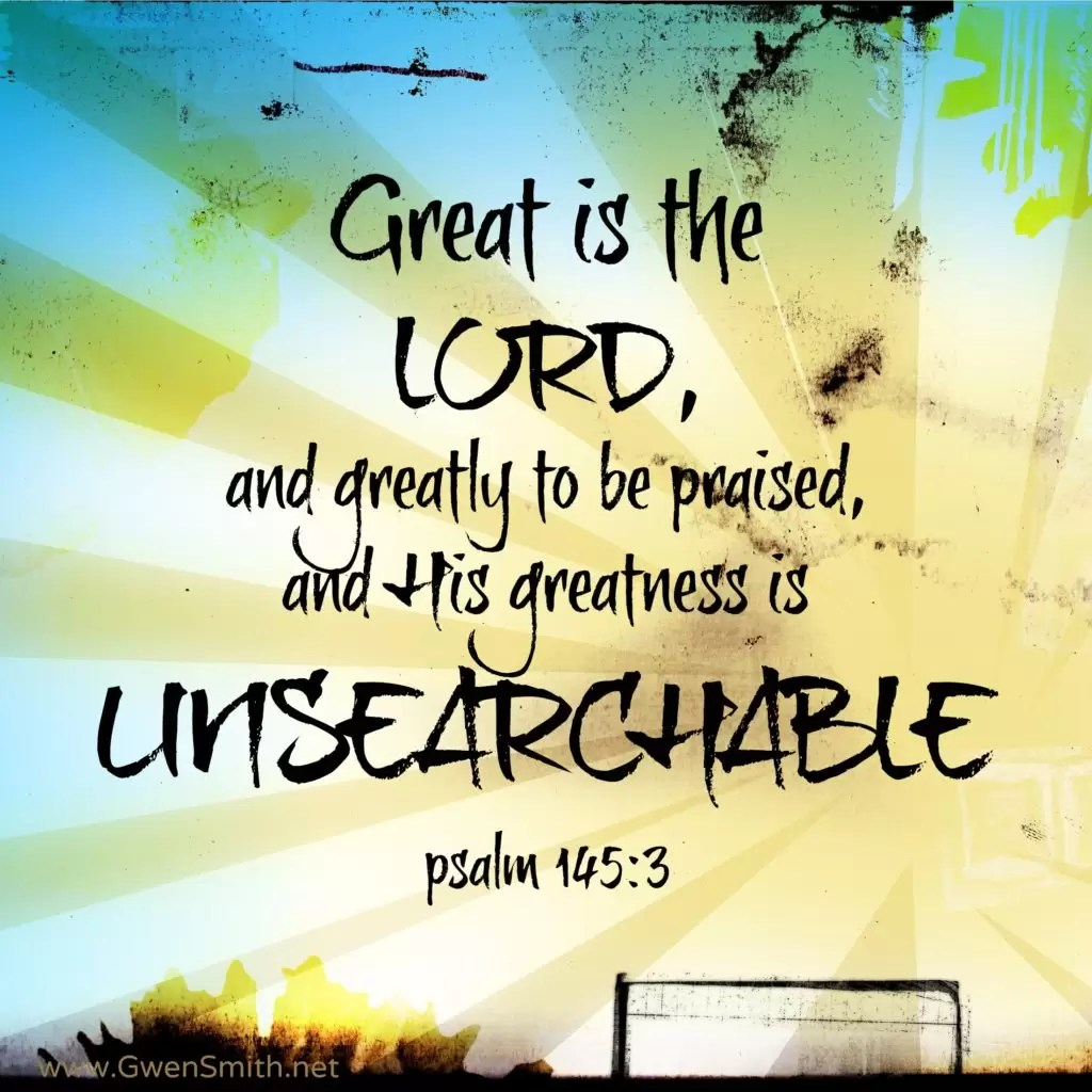 Thankful Wallpaper Quotes Gwen Smith 187 Unsearchable Greatness