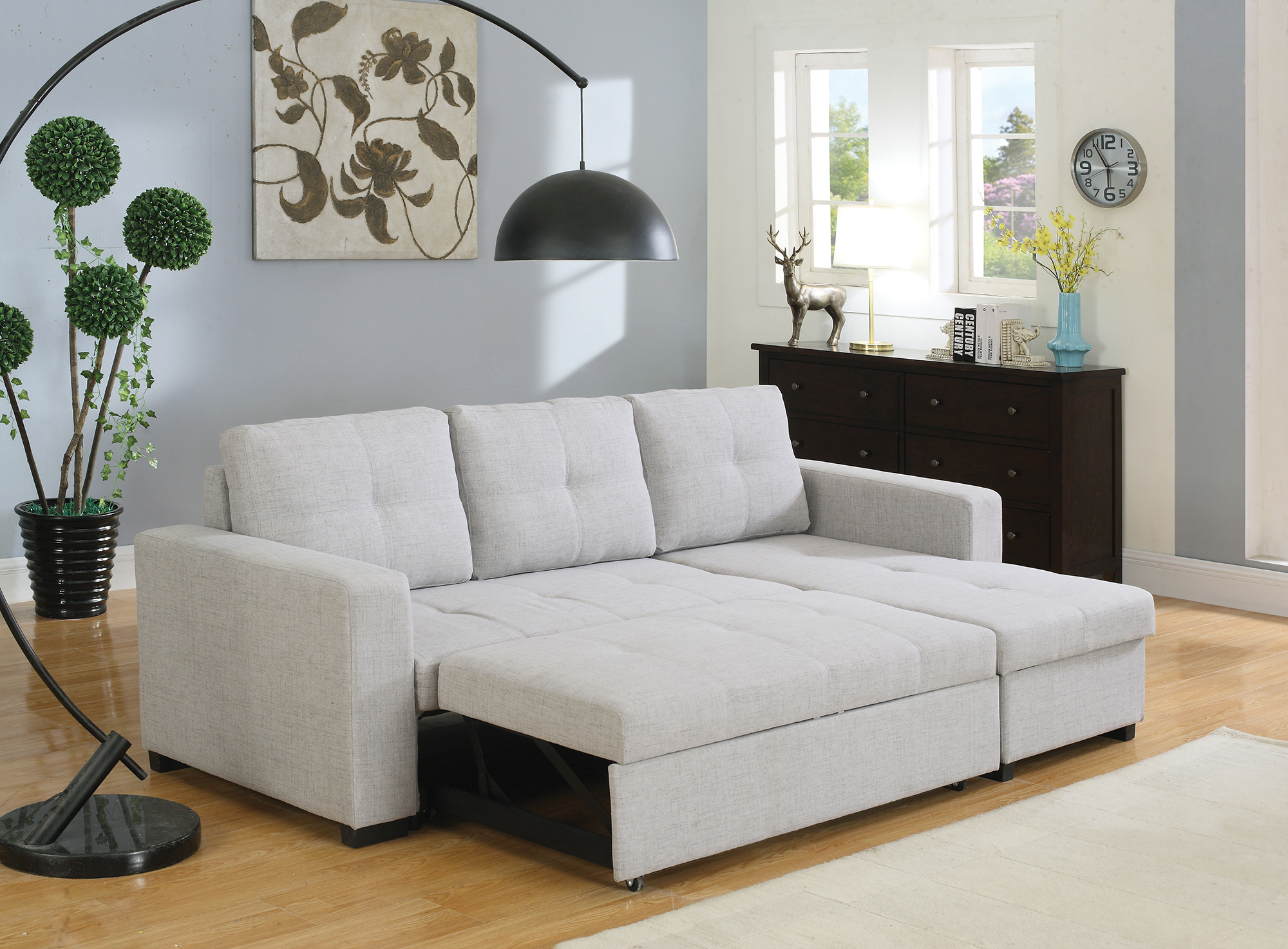 Ebay Sofa Grey Details About Coaster Fabric Sofa With Grey Finish 503926