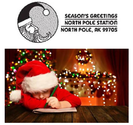 US Postal Service Letters FROM Santa Program Provides Santa\u0027s