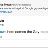 Monroe County Reporter Editor's Homophobic Twitter Feed