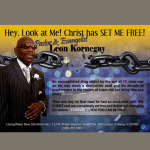 District Elder Leon Kornegay & Living Water New Life Ministries at GWM on August 11, 2013
