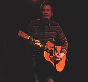 Geoff Koch performs at D.C.'s Velvet Lounge