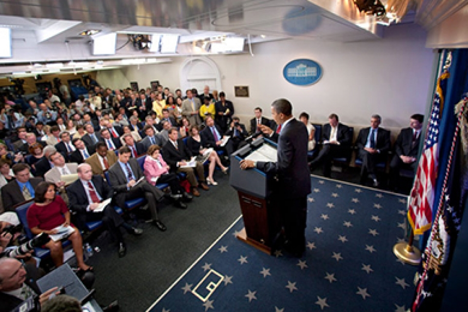Panel to Explore Diversity Among the White House Press Corps   GW Today   The George Washington ...