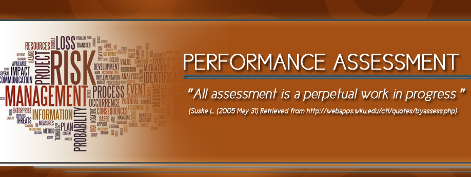 NONPROFIT PERFORMANCE ASSESSMENT