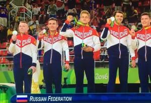 רוסיה. מדליית כסף