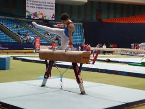רון ישראל ממכבי צפון בתחרות המוקדמות