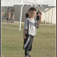 5 Things First Time Soccer Moms should bring to the field