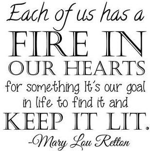 mary lou retton gymnastics quote