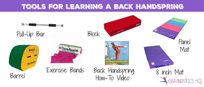 Is it hard to do a back handspring - Answers.com