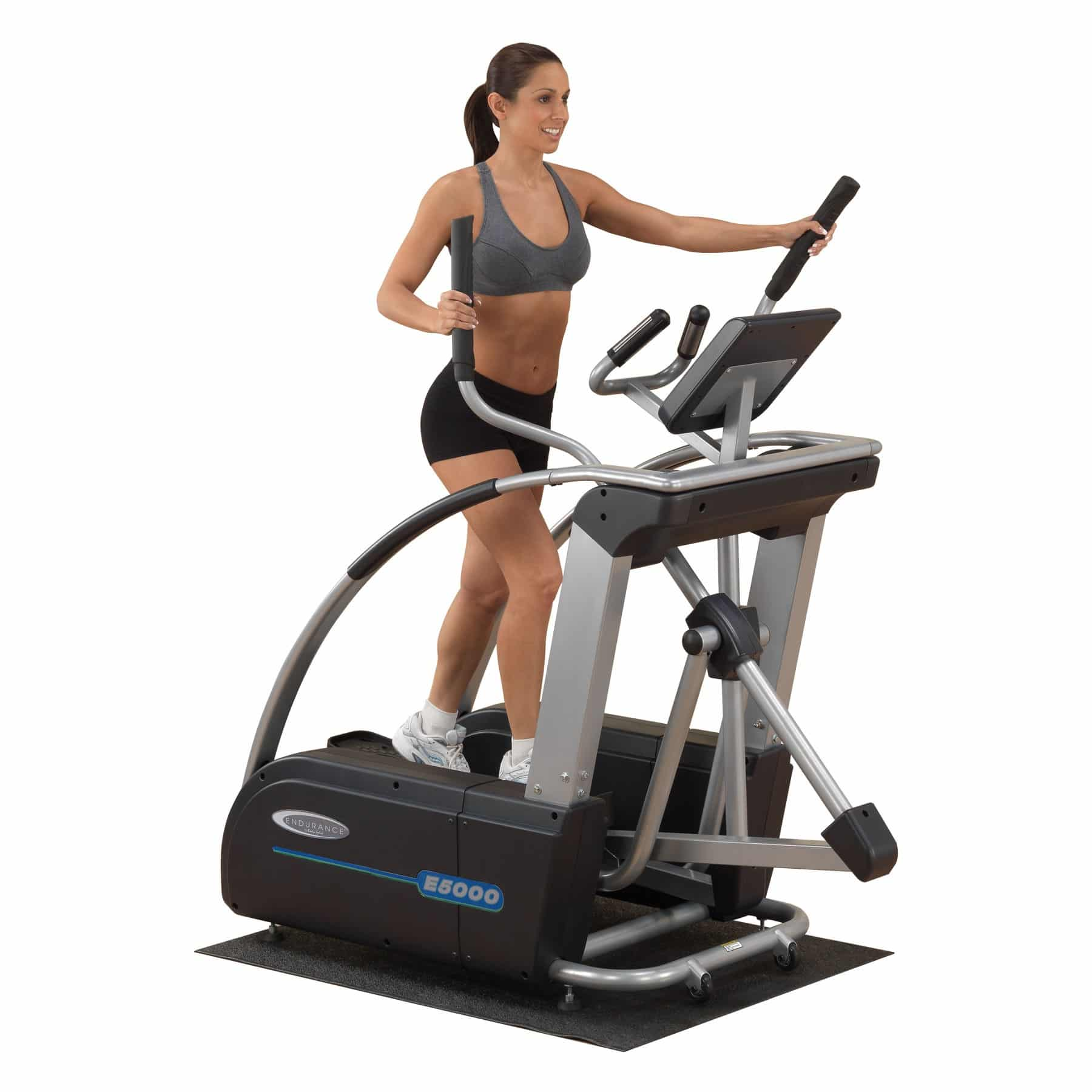 Aparatos De Gimnasia Para Piernas Body Solid E5000 Endurance Premium Commercial Elliptical