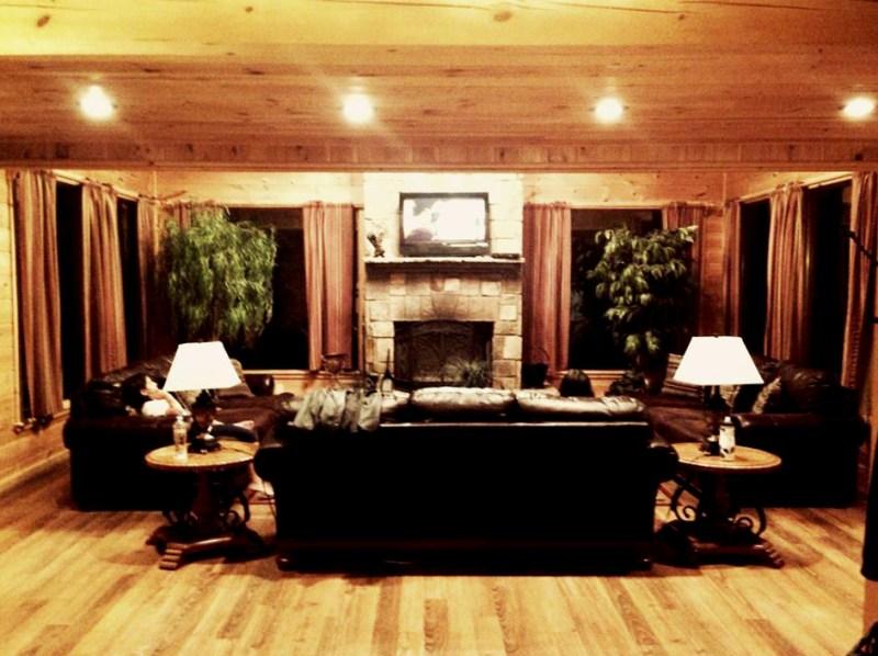 Helen, Georgia, log cabins