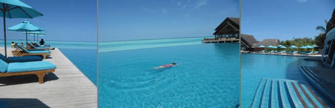 Infinity Pool at Anantara