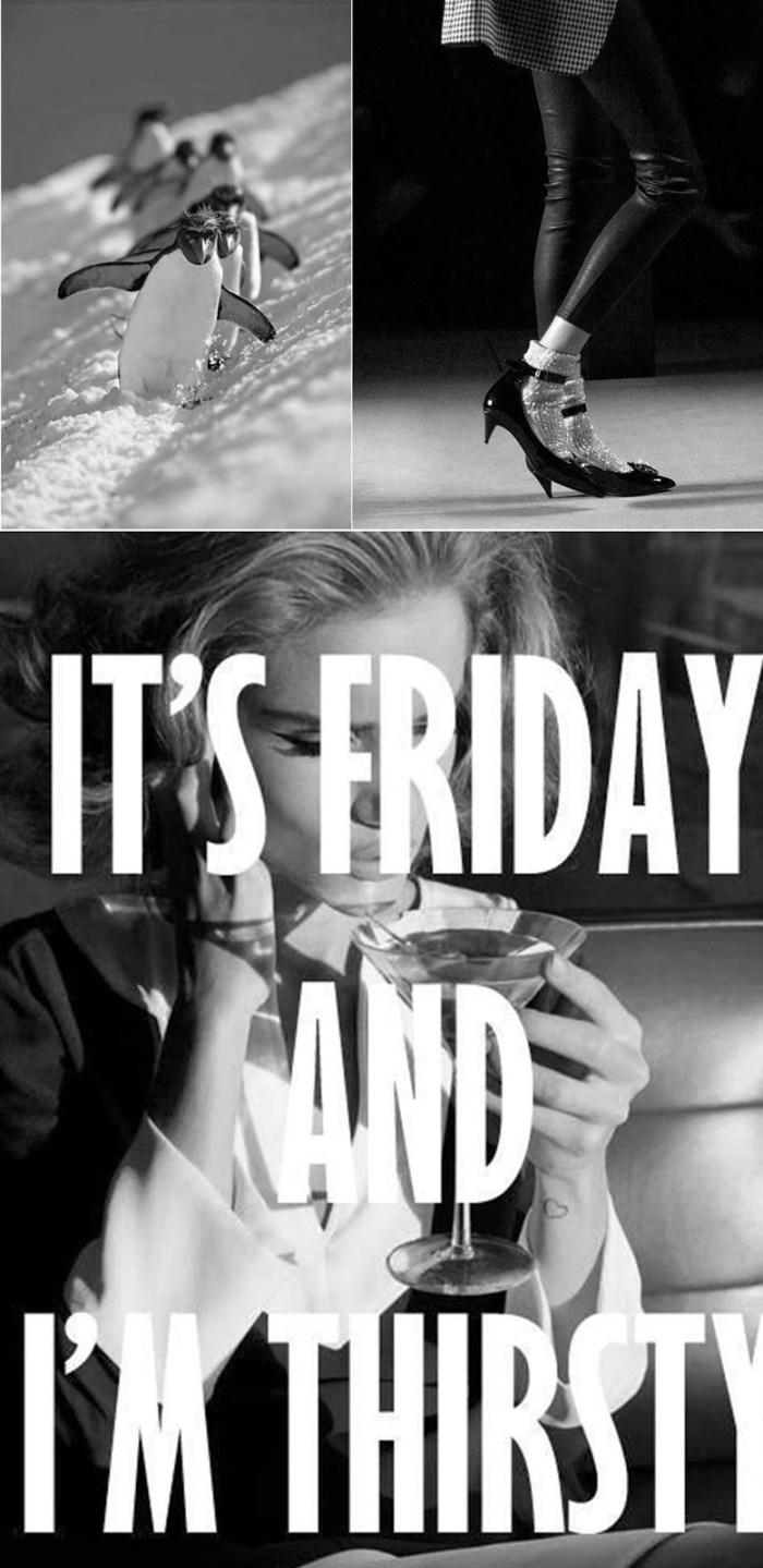 Thirsty Friday