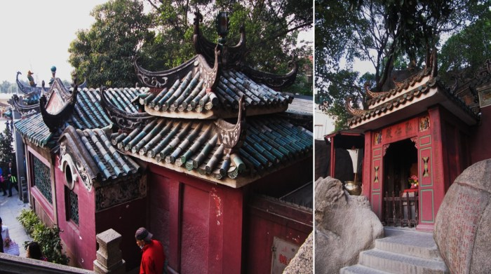 A-Ma Temple, UNESCO World Heritage Site, Macau