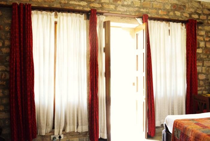 Curtains in Hiroji Ratna