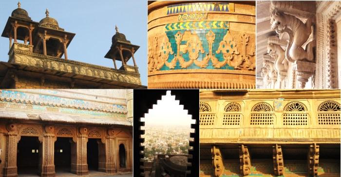 Gwalior Fort - Details