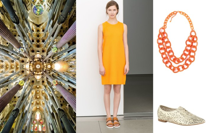 Solids (Summer Fashion) - Look 2