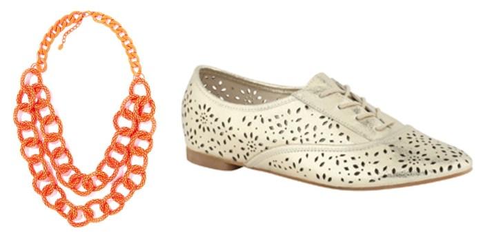 Zara Accessory and Aldo Shoes
